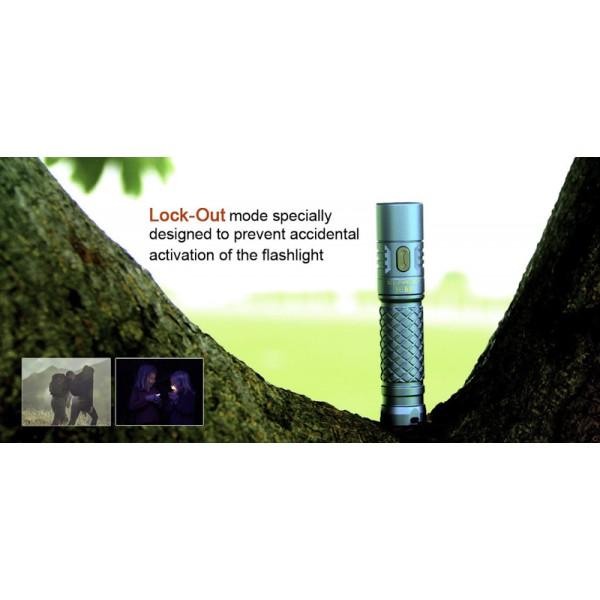 Klarus MI7, Lanterna Led