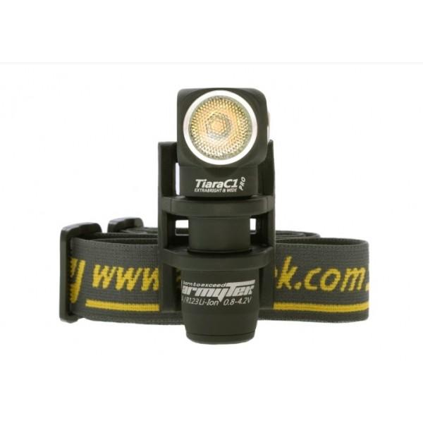 Lanterna frontala Armytek Tiara C1 Pro 720 lumeni