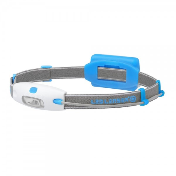Lanterna frontala LED Lenser NEO albastru