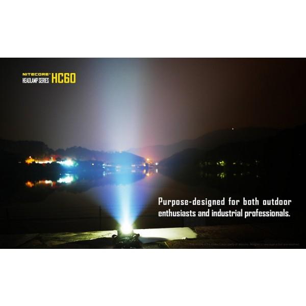 Nitecore HC60, Lanternă Frontală #4