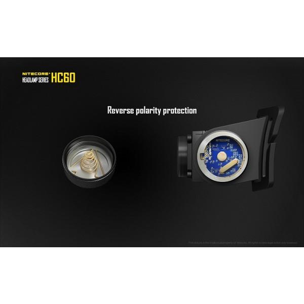 Nitecore HC60, Lanternă Frontală #12