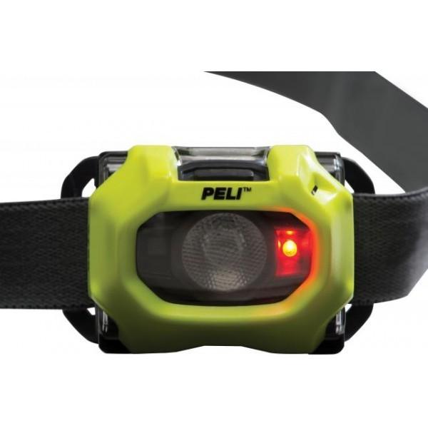 Lanterna frontala Peli 2750