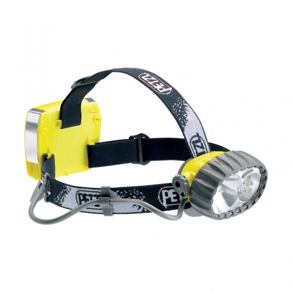 Lanterna frontala Petzl DUO LED 5