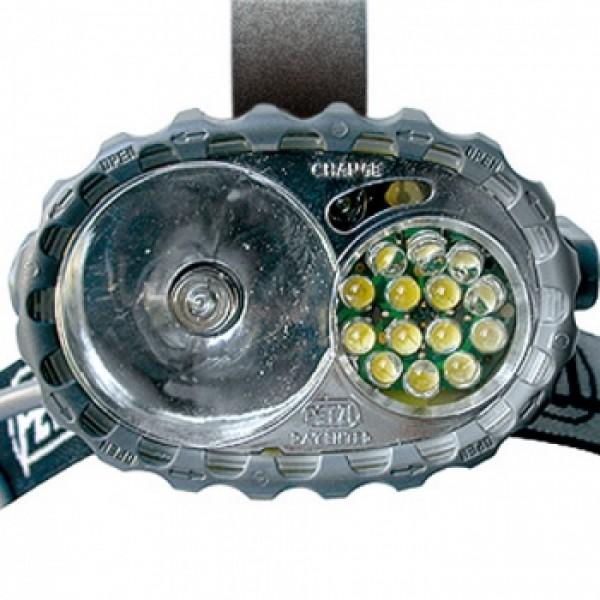 Lanterna frontala Petzl DUO LED 14 ACCU