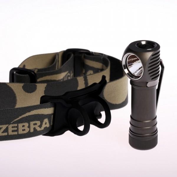 Lanterna frontala ZebraLight H502w AA Flood Neutral White LED