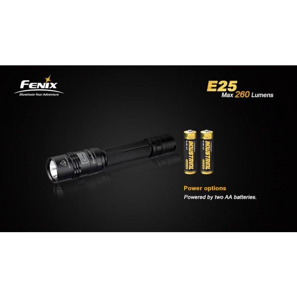 lanterna led Fenix E25 XP-E