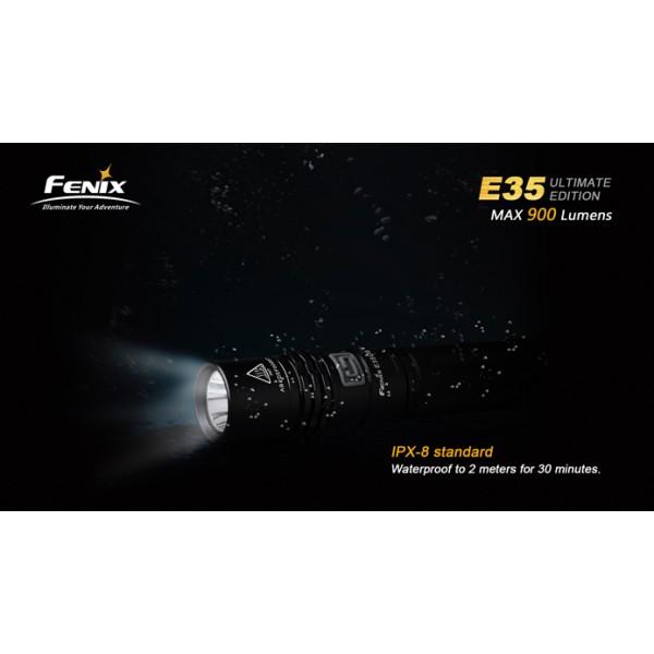 Lanterna LED Fenix E35 UE Ultimate Edition