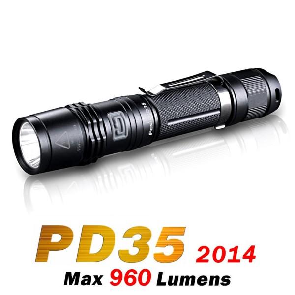 Lanterna LED Fenix PD35 XM-L2 (U2) 960 lumeni