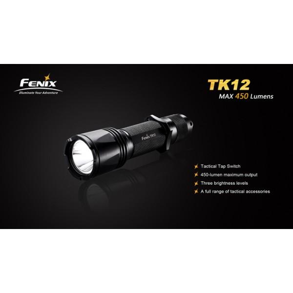 lanterna LED profesionala Fenix TK12