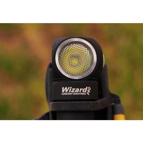 Lanterna LED Frontala Armytek Wizard Pro XM-L2