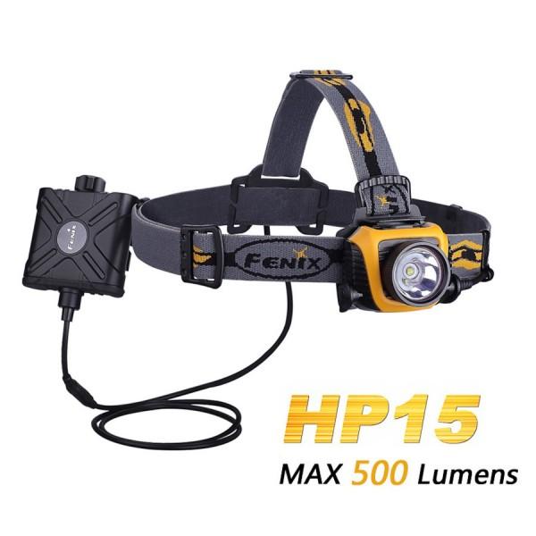 Lanternă LED Frontală Fenix HP15