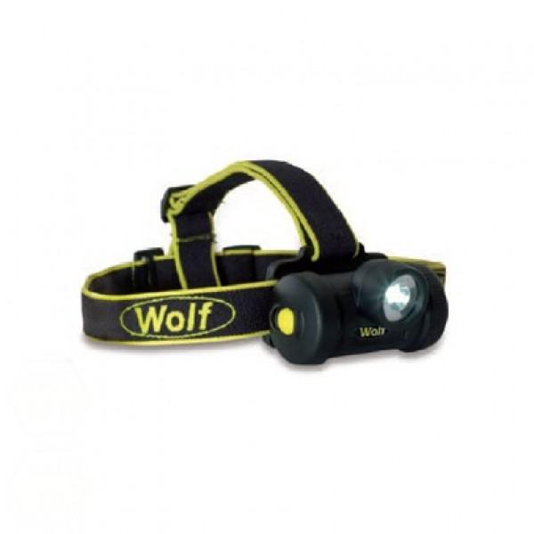 Lanternă LED Frontală Wolf HT 600 ATEX Zone 1