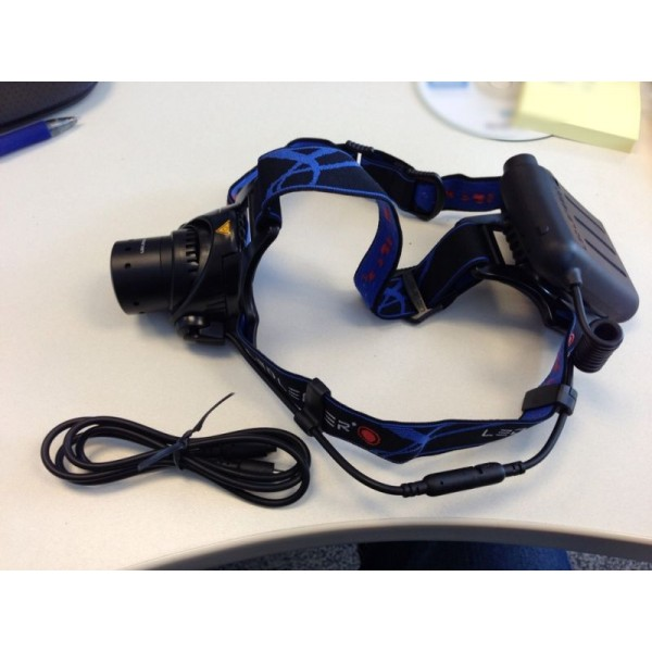 Lanternă Frontală LED Lenser H14 EasyLight