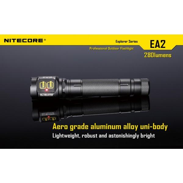 Lanterna LED Nitecore EA2