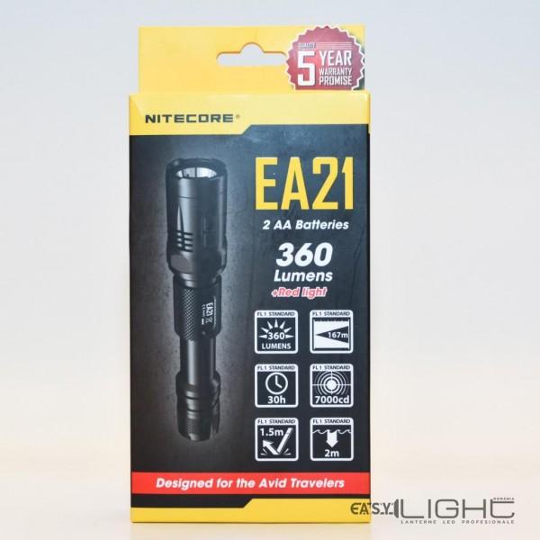 Lanterna LED Nitecore EA21
