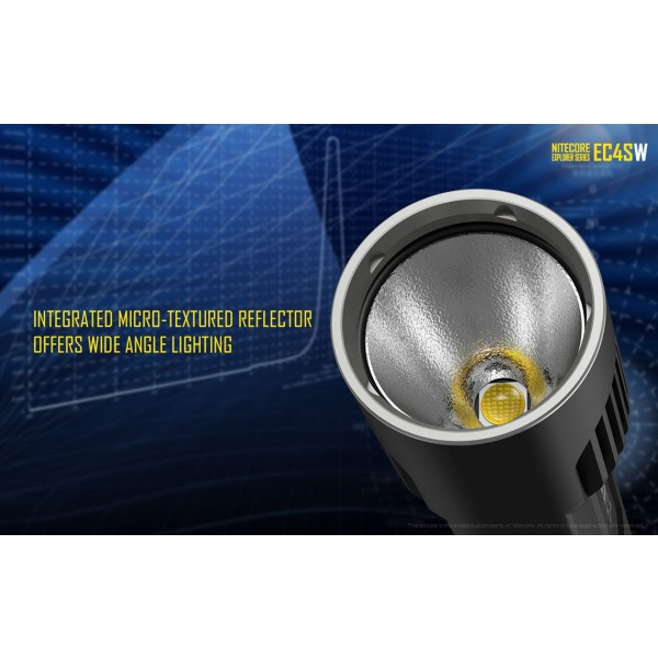 Lanterna LED Nitecore EC4SW