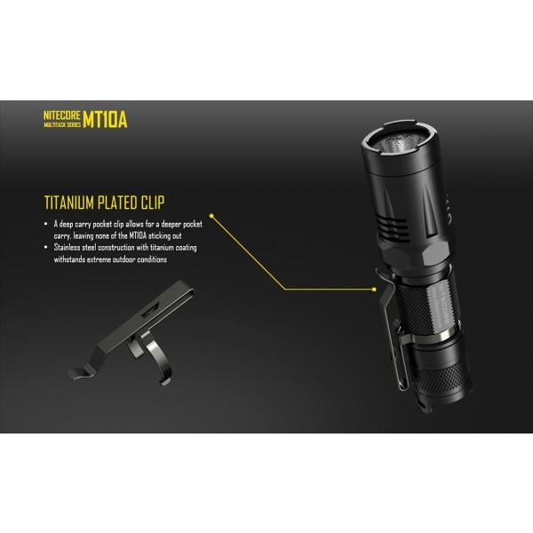 Lanterna LED Nitecore MT10A