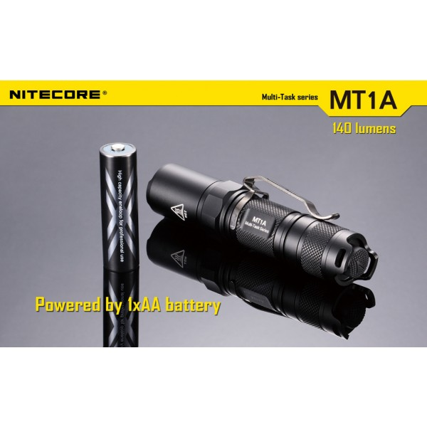 Lanterna LED Nitecore MT1A
