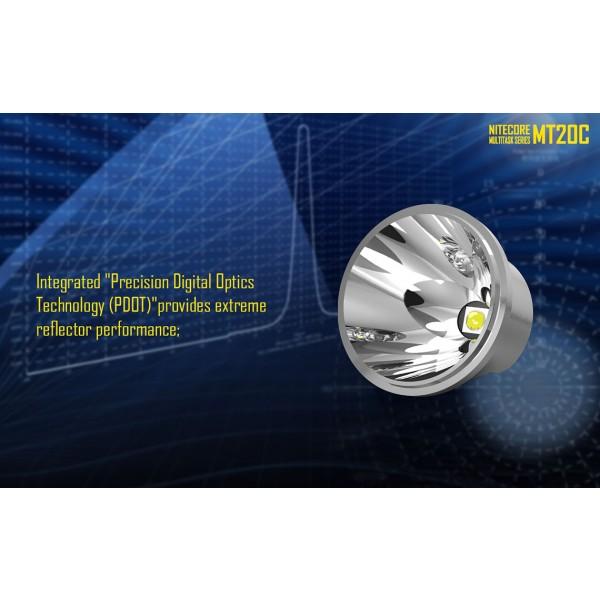 Lanterna LED Nitecore MT20C