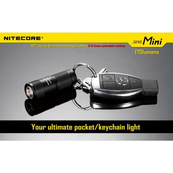 Lanterna LED Nitecore SENS Mini