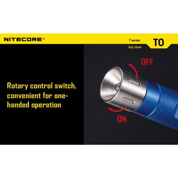 Lanterna LED Nitecore T0