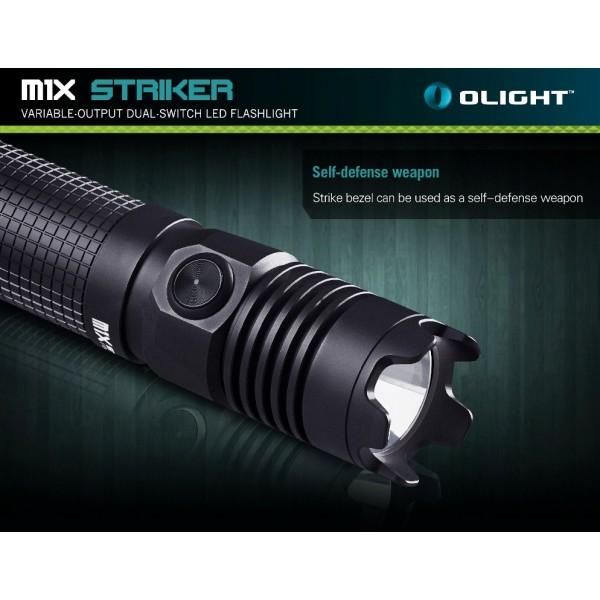 Lanterna LED Olight M1X Striker A