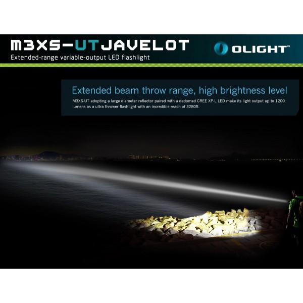 Lanterna LED Olight M3XS-UT Javelot