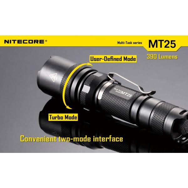 Lanterna LED profesionala Nitecore MT25