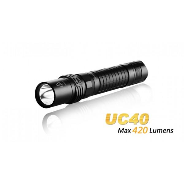 Lanterna LED reincarcabila Fenix UC40 XP-G2 R5  420 lumeni