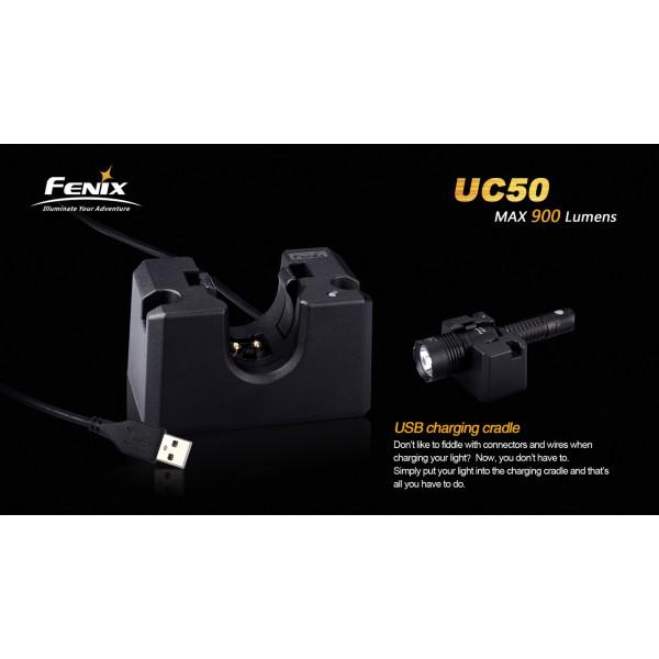 Lanterna LED reincarcabila Fenix UC50