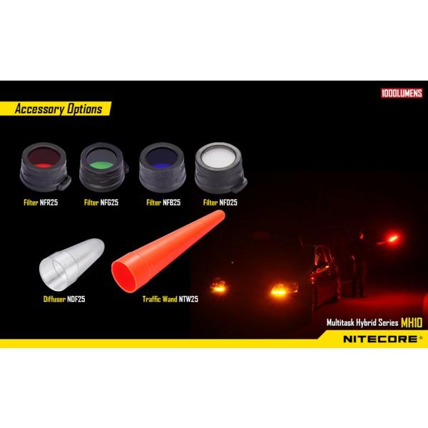 Lanterna LED reincarcabila Nitecore MH10
