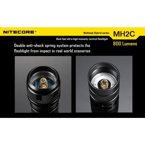 lanterna LED reincarcabila Nitecore MH2C