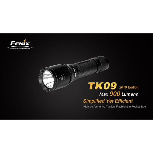 Lanterna led tactica Fenix TK09 Versiune 2016