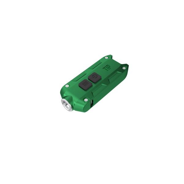 Nitecore Tip (Lanternă Breloc) - Verde