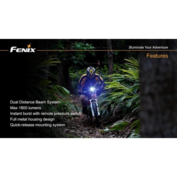 Lanterna pentru bicicleta Fenix B30