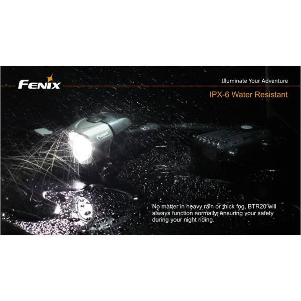 Lanternă Pentru Bicicletă Fenix BTR20