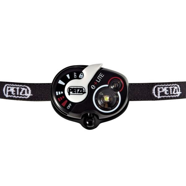 Lanterna frontala Petzl E+LITE