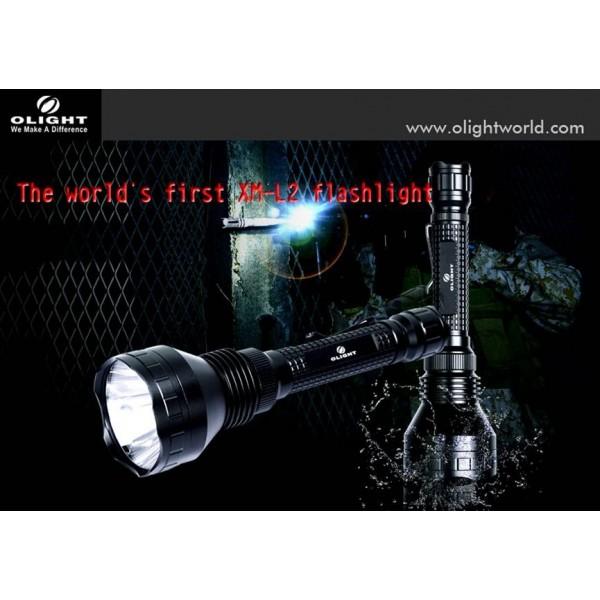 Lanterna profesionala Olight M3X Triton 2014 1200 lumeni