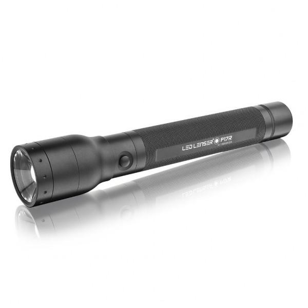 Lanterna profesionala reincarcabila LED Lenser P17R 400 lumeni