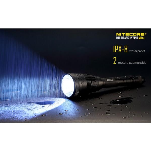 Lanterna reîncărcabilă Nitecore MH41