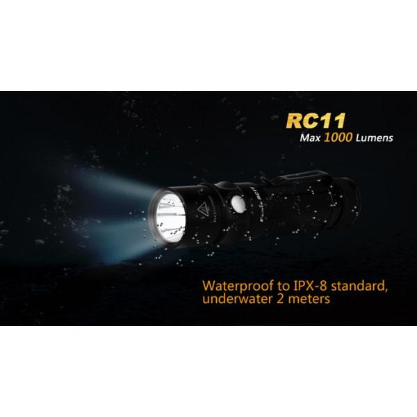 Lanterna reincarcabila Fenix RC11