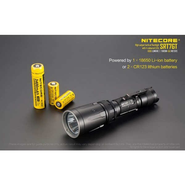 Nitecore SRT7GT, Lantern Led #15