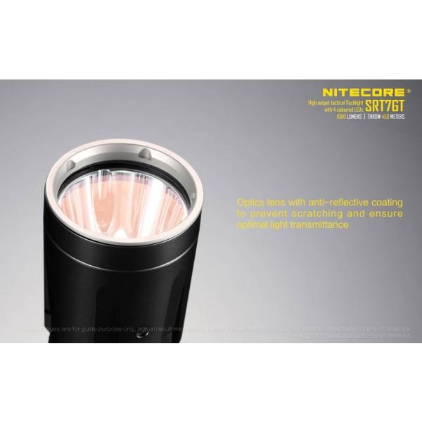 Nitecore SRT7GT, Lantern Led #21