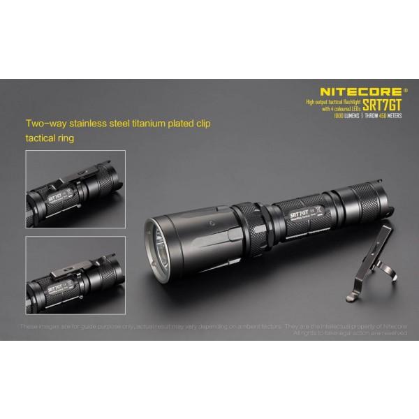 Nitecore SRT7GT, Lantern Led #10