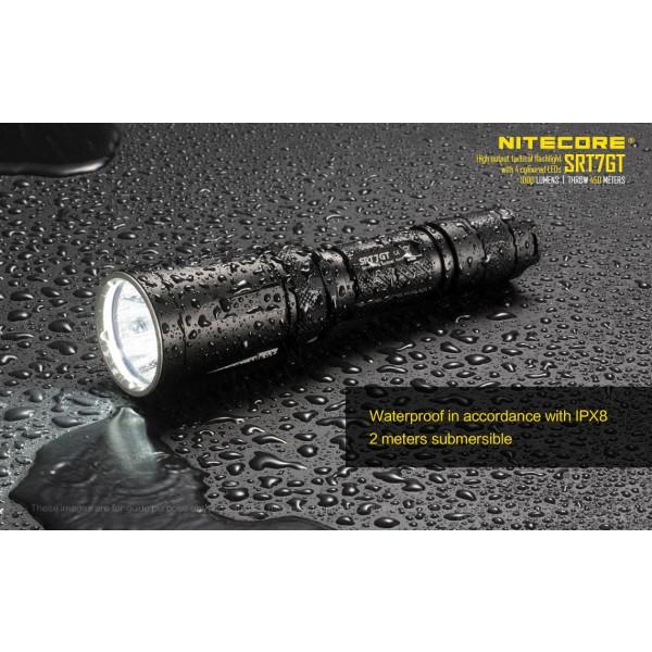 Nitecore SRT7GT, Lantern Led #6