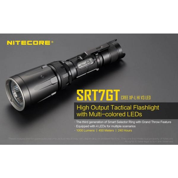 Nitecore SRT7GT, Lantern Led #4