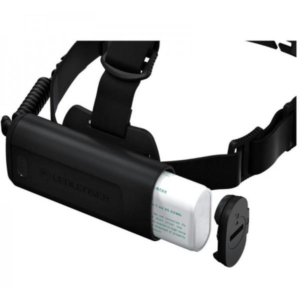 Led Lenser H19R Core, Lanternă Frontală, Reîncărcabilă, 3500 Lumeni, 300 Metri