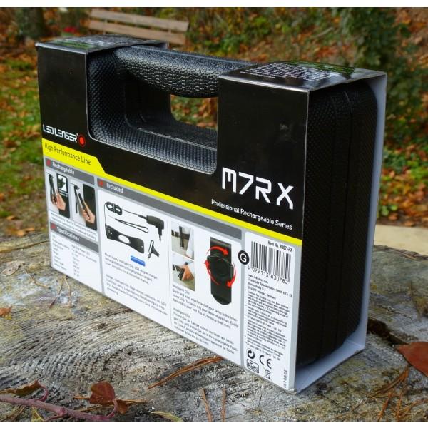 LED Lenser M7RX EasyLight