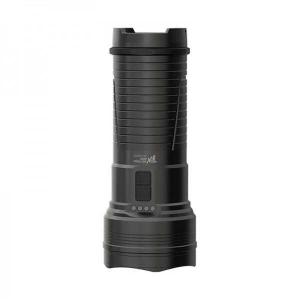 Led Lenser TFX Arcturus 6500, Lanternă Reîncărcabilă USB, 6500 Lumeni, 260 Metri