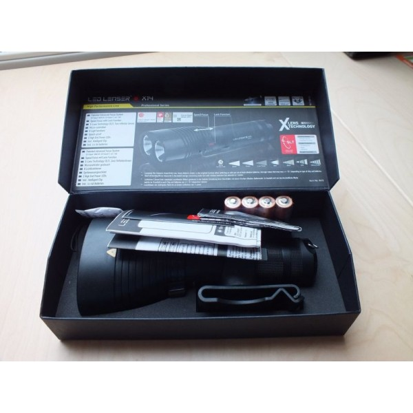 Lanternă LED Lenser X14 EasyLight România